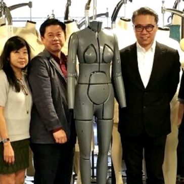 i.Dummy – A Revolutionary Physical Fitting Avatar 革命性的智能試身模特兒