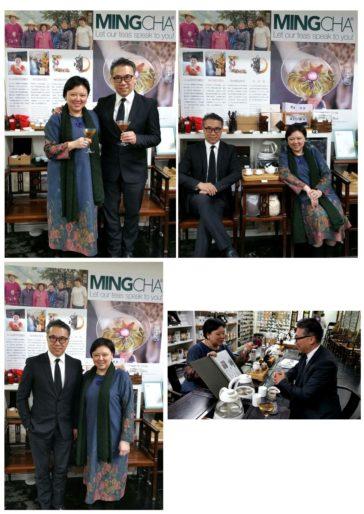 "Visit award winning D-Mark holder ""MingCha"", 23 Feb 2017 (2017年2月23日, 拜訪D嘜准用證公司 – 明茶房)"