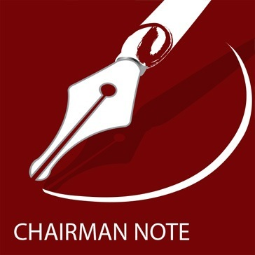 Chairman note