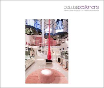 PplusP Designers Ltd (維斯林室內建築設計有限公司)